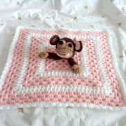 monkey security blankie