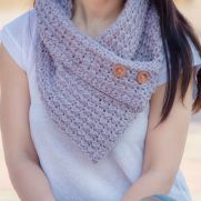 downtown button cowl