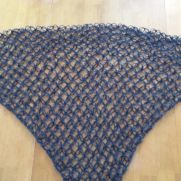 love knot shawl