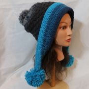 Frozen Snow Hat Warmer 3 Convertible in Mandala Spirit