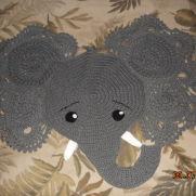 Declan's Elephant Rug
