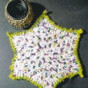 Granny Star Placemat