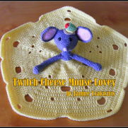 Twitch Cheese Mouse Lovey