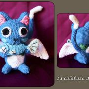 Happy Amigurumi - Fairy Tail - La Calabaza de Jack