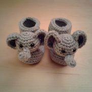 Elephant Booties