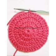 How to make Seamless Crochet Circle