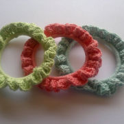 Frilly Stacking Bangles