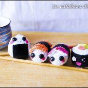 Sushi Amigurumis - La Calabaza de Jack