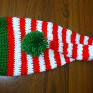 Little Santa´s helper beanie