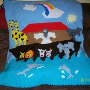 Noahs Ark for baby