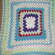 Crochet Blanket for charity