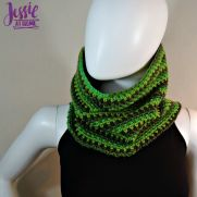 Green Gradient Cowl