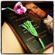 Pansy Bookmarks