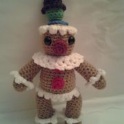 Graham the Gingerbread man