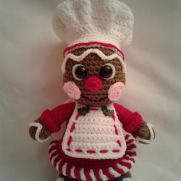 GINGER The Gingerbread Baker Girl