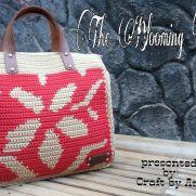 The Blooming Flower handbags