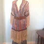 Versatile wrap shawl