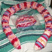 warmblooded snake scarf