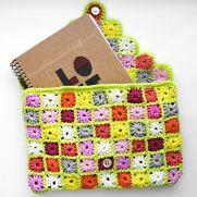 Crochet Purse Free Pattern