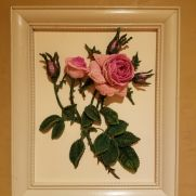 Crochet Rose picture