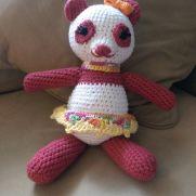 Panda Baby Toy