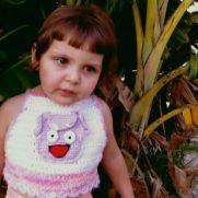 Mochila-Dora's Backpack Crochet Halter
