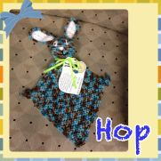 Hop - A Bunny Lovey