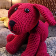 The Small Red Puppy