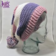 Stripey Stocking Hat