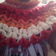 crochet shoulder covering