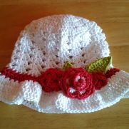Blossom & Bloom Spring Hat