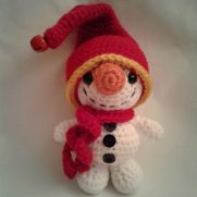LOONY the Snowman