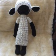 (Another)  little lamb