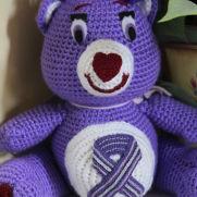 Care Bear for pancreatitis patient