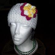 flowering ear warmer