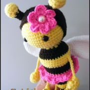 Twist and Twirl Bumble Bees