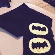 Batman scarf