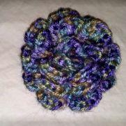 Super Quick Crochet Flower