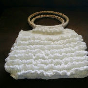 Small Lacy Hand Bag