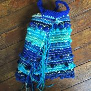Possibilities in Tunisian Crochet