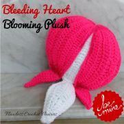 Bleeding Heart Blooming Plush