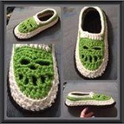 Skull Slippers