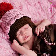 cupcake hat free pattern