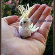 Teeny Tiny Cockatoo