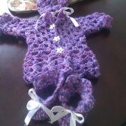 preemies outfit... violet