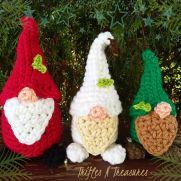 Frumpy Lumpkins Forest Gnomes