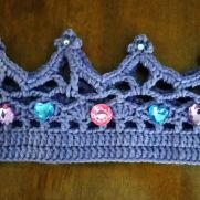 Princess Crown & Wand/Prince Crown
