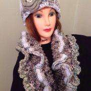 Chic on winter ...