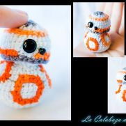 BB8 Amigurumi (Star Wars)