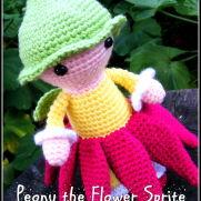 Peony the Flower Sprite
